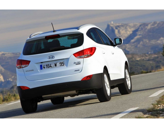 Photo du hyundai ix35 5