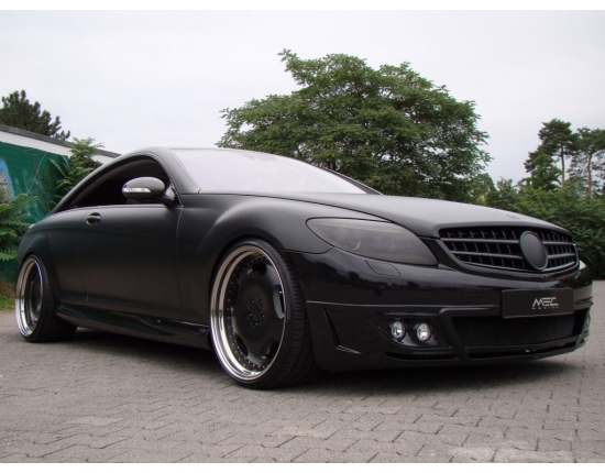 Photo mercedes tuning