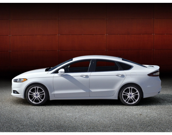 Photo 2012 ford fusion