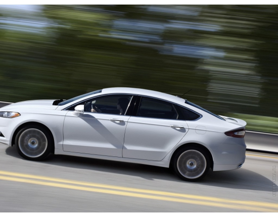 Photo 2012 ford fusion 3