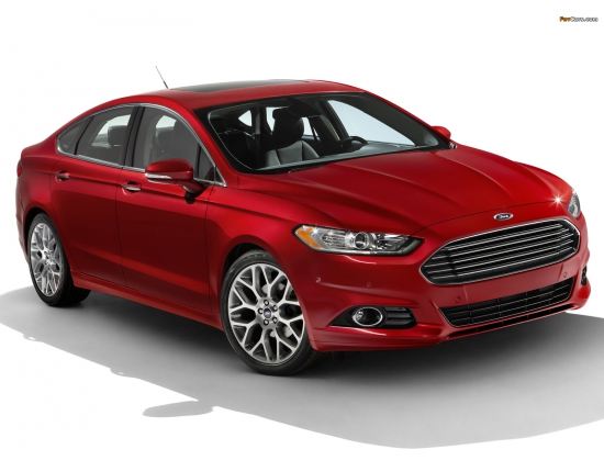 Photo 2012 ford fusion 5