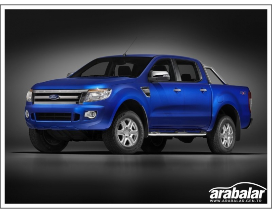 Photo nouveau ford ranger
