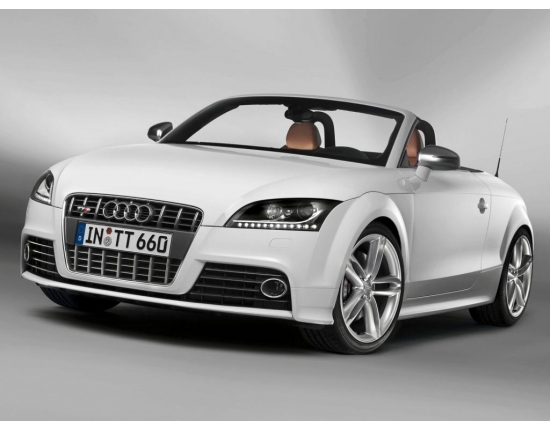 Audi image gallery