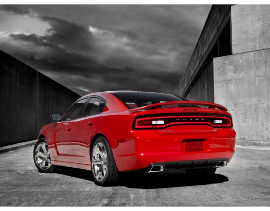 Image dodge charger 5