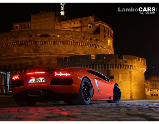 Photo lamborghini aventador lp700-4 3