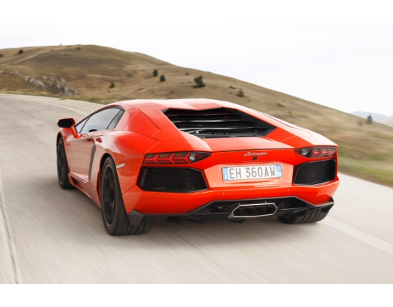 Photo lamborghini aventador lp700-4 4