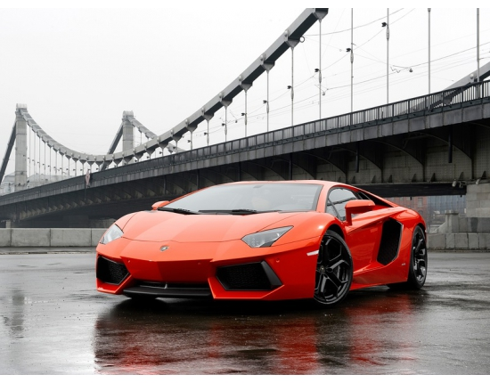 Photo lamborghini aventador lp700-4 5