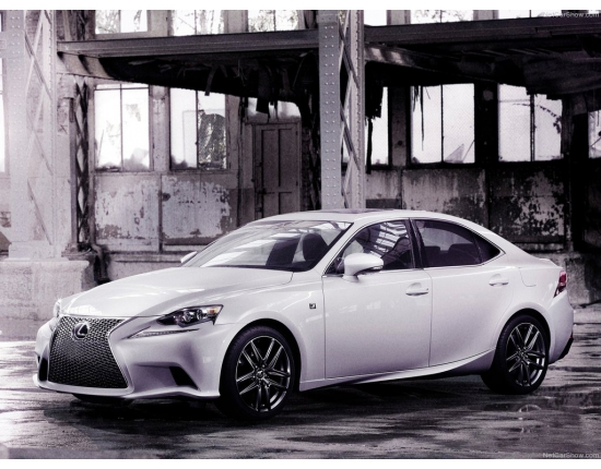 Photo nouvelle lexus is