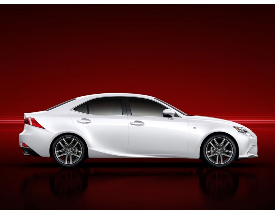 Photo nouvelle lexus is 2