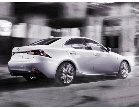 Photo nouvelle lexus is 3