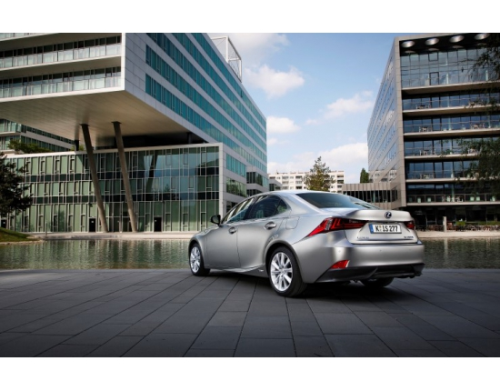 Photo nouvelle lexus is 4