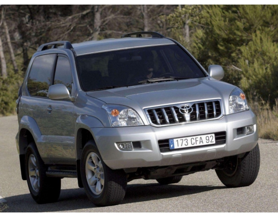 Фото toyota land cruiser prado 120 2