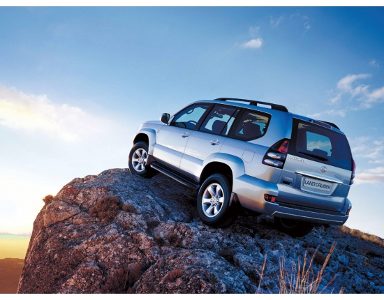 Фото toyota land cruiser prado 120 3