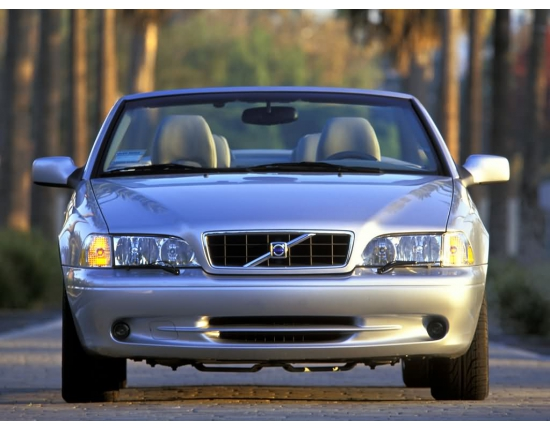 Photo volvo c70 cabriolet