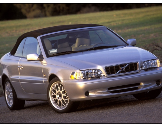Photo volvo c70 cabriolet 2
