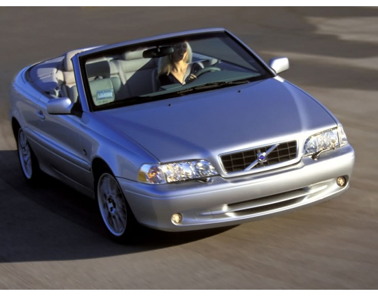 Photo volvo c70 cabriolet 3