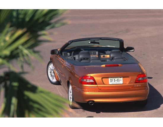 Photo volvo c70 cabriolet 4