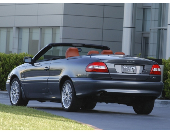 Photo volvo c70 cabriolet 5