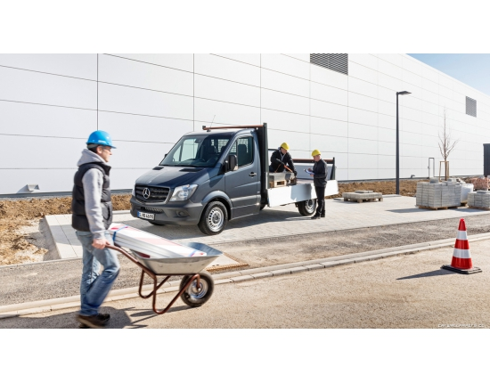 Photo nouveau mercedes sprinter 2013 5