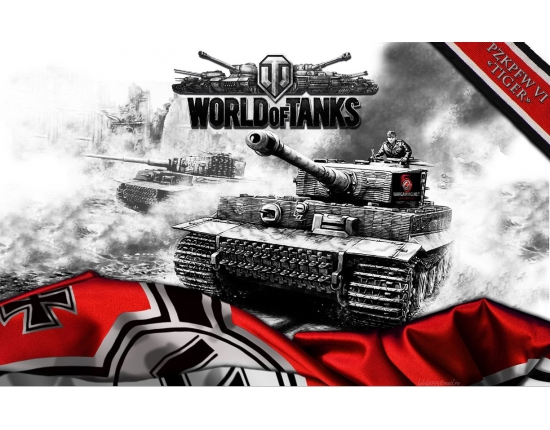 Картинки world of tanks тигр 4