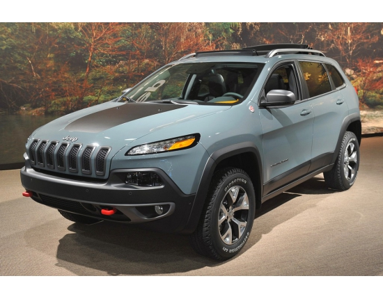 Photo jeep cherokee 2014 1