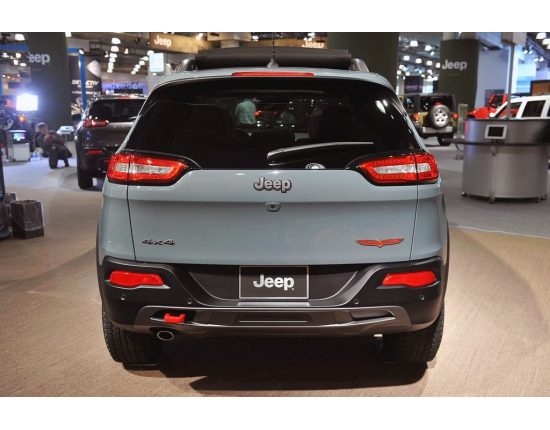 Photo jeep cherokee 2014 3