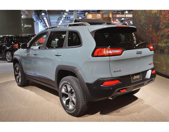 Photo jeep cherokee 2014 4