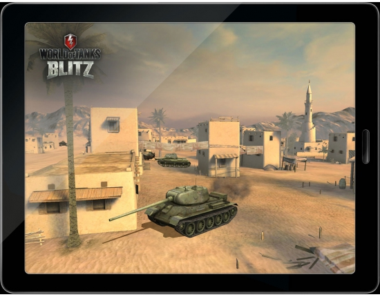 �������� world of tanks blitz