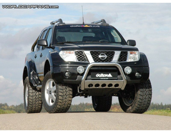 Photo 4x4 nissan navara 1