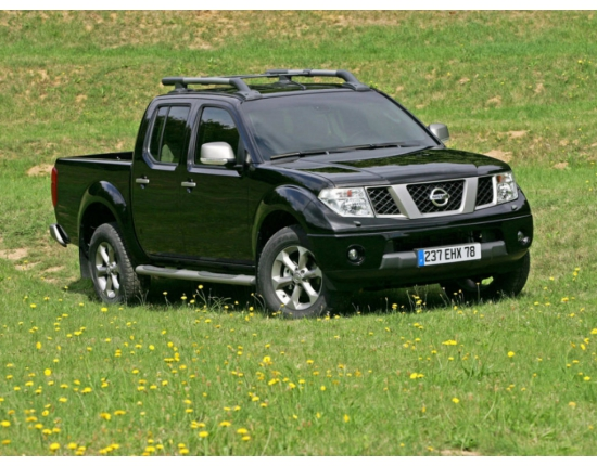 Photo 4x4 nissan navara 2