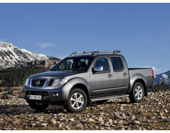 Photo 4x4 nissan navara 4