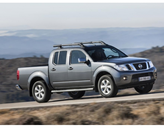 Photo 4x4 nissan navara 5