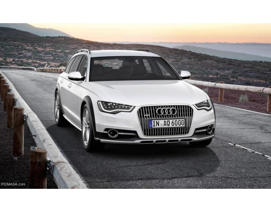 Audi image with price