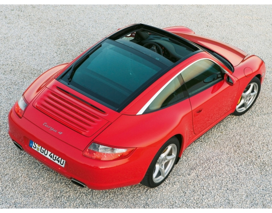 Photo porsche targa 1