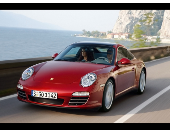 Photo porsche targa 3