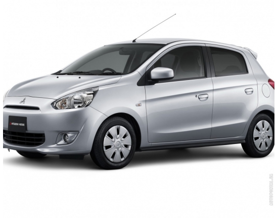 Photo mitsubishi mirage 2