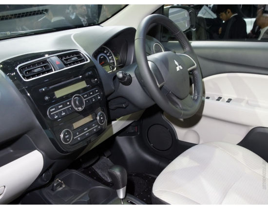 Photo mitsubishi mirage 4