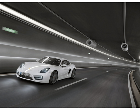 Photo nouveau porsche cayman 1