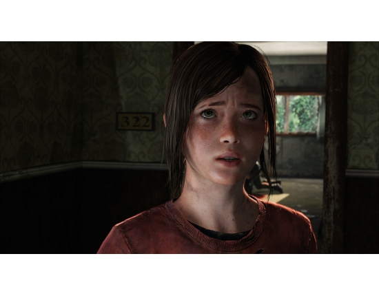 Фото на аву the last of us 2