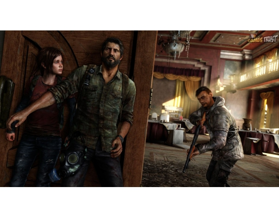 Фото на аву the last of us 3