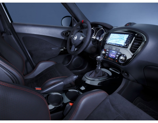 Photo interieur nissan juke