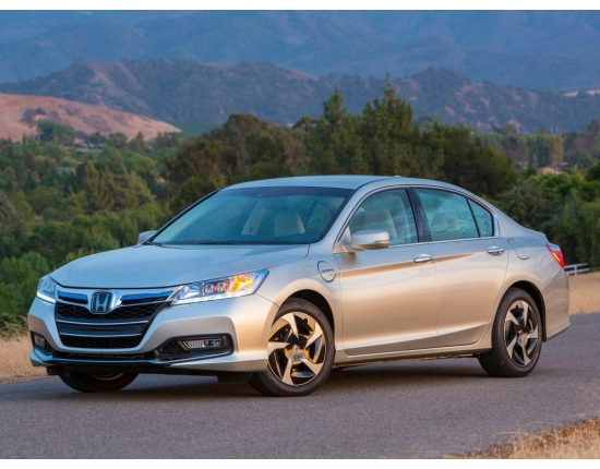 Honda accord 2015 фото