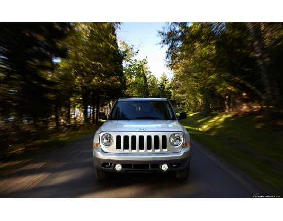 Photo jeep patriot 2011