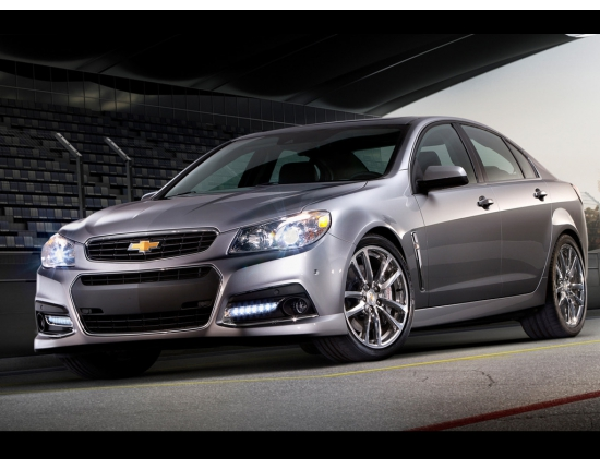Image chevrolet ss 2