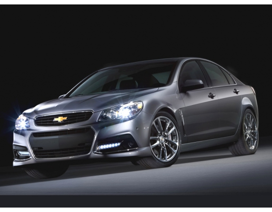 Image chevrolet ss 4