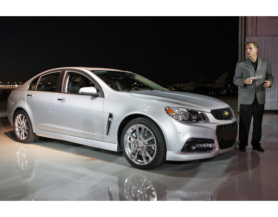 Image chevrolet ss 5