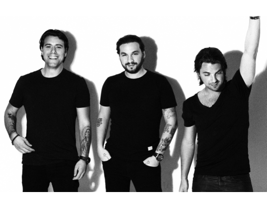 Фото swedish house mafia 3