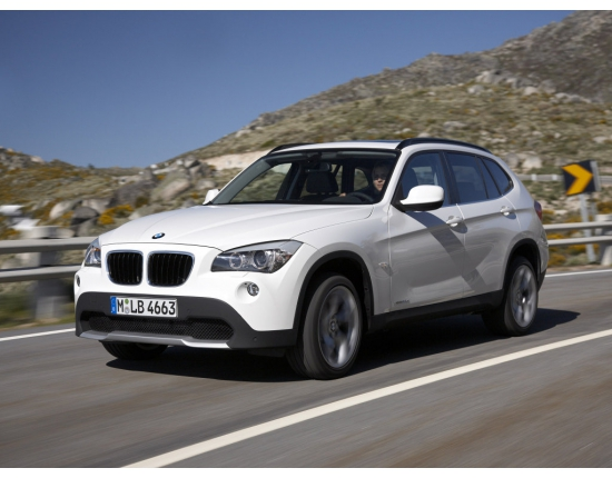 Image of bmw x1 4