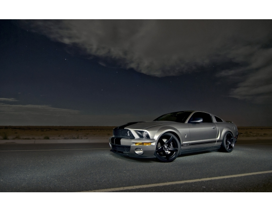Photo de ford mustang shelby gt500 2