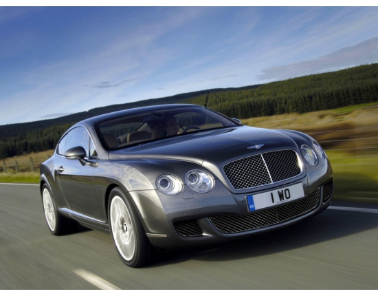 Image bentley continental